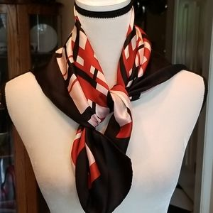 Jaquey Piaget Scarf  ! Made in Italy!